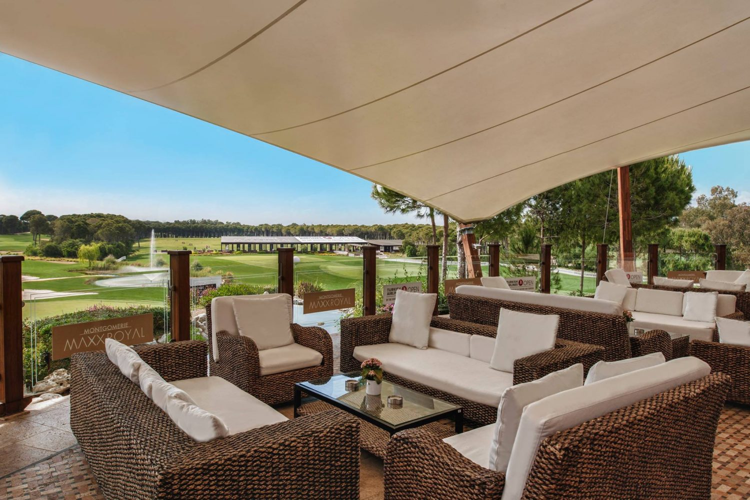 ресторан отеля Maxx Royal Belek Golf