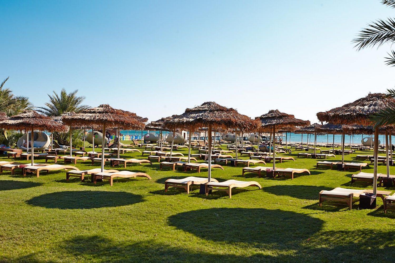 территория отеля Maxx Royal Belek Golf