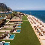 пляж отеля Maxx Royal Kemer Resort