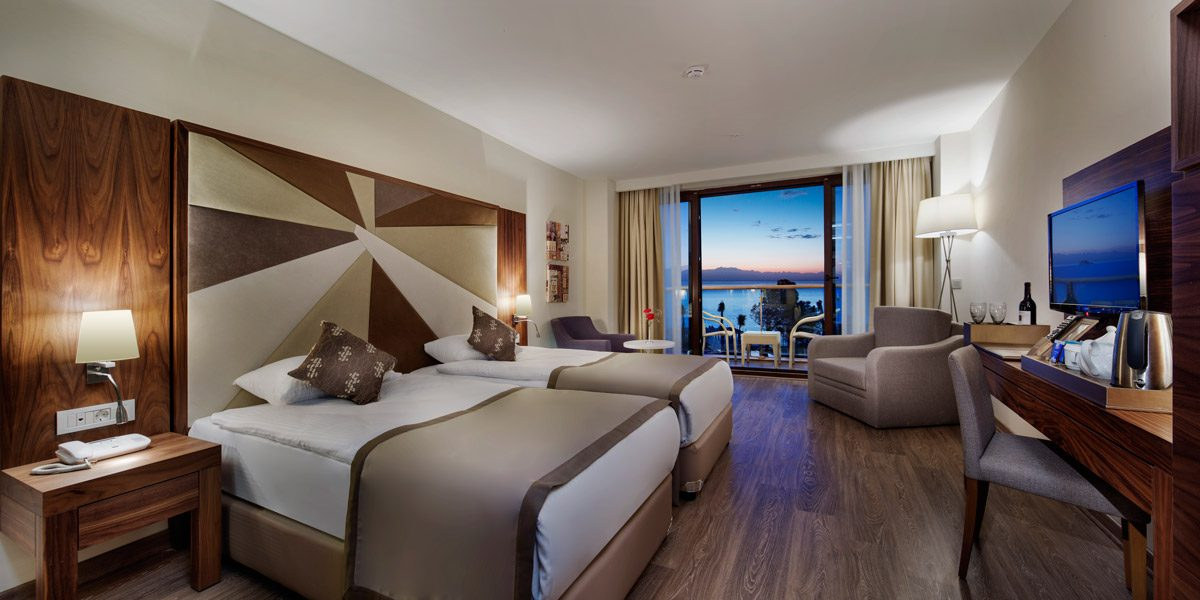 номер отеля Nirvana Lagoon Villas