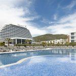 бассейн отеля Рalm wings Ephesus Beach Resort