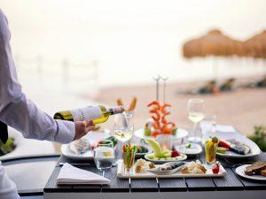 ресторан отеля Paloma Renaissance Antalya