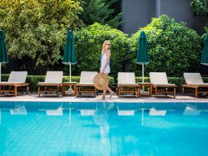 бассейн отеля Paloma Renaissance Antalya