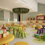 детский клуб отеля Queen's Park Tekirova Resort & Spa