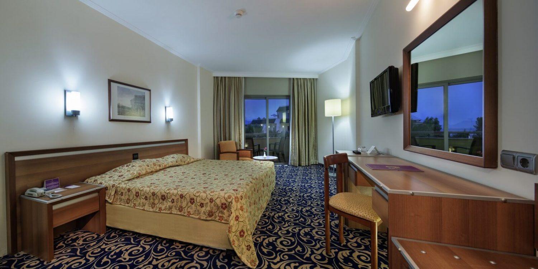 номер отеля Queen's Park Tekirova Resort & Spa