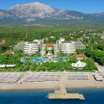 общий вид отеля Queen's Park Tekirova Resort & Spa