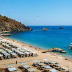 пляж отеля Rixos Premium Tekirova