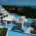 территория отеля Rixos Sungate Hotel