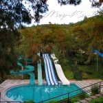 водные горки отеля Utopia World Resort & Spa