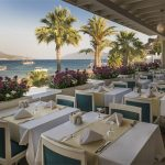 ресторан отеля Voyage Bodrum