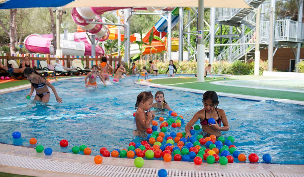 детский бассейн отеля Xanadu Resort Belek