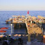 пляж отеля TUI Day and Night Connected Hydros Club