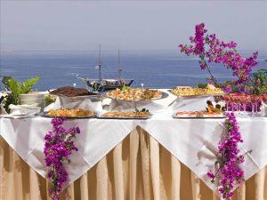 ресторан отеля Aldemar Paradise Village