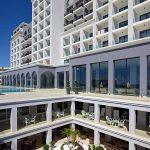 корпус отеля Mitsis Alila Resort