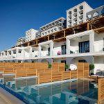 территория отеля Mitsis Alila Resort