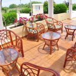 ресторан отеля Afandou Bay Resort Suites