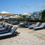 пляж отеля Aldemar Knossos Royal