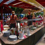 ресторан отеля Alex Beach Hotel – Bungalows