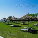 территория отеля Apollo Beach
