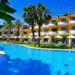 территория отеля Atrium Palace Thalassa SPA Resort & Villas