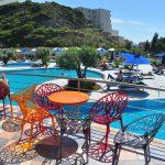 территория отеля Atrium Platinum Luxury Resort Hotel & Spa