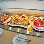 ресторан отеля Atrium Platinum Luxury Resort Hotel & Spa
