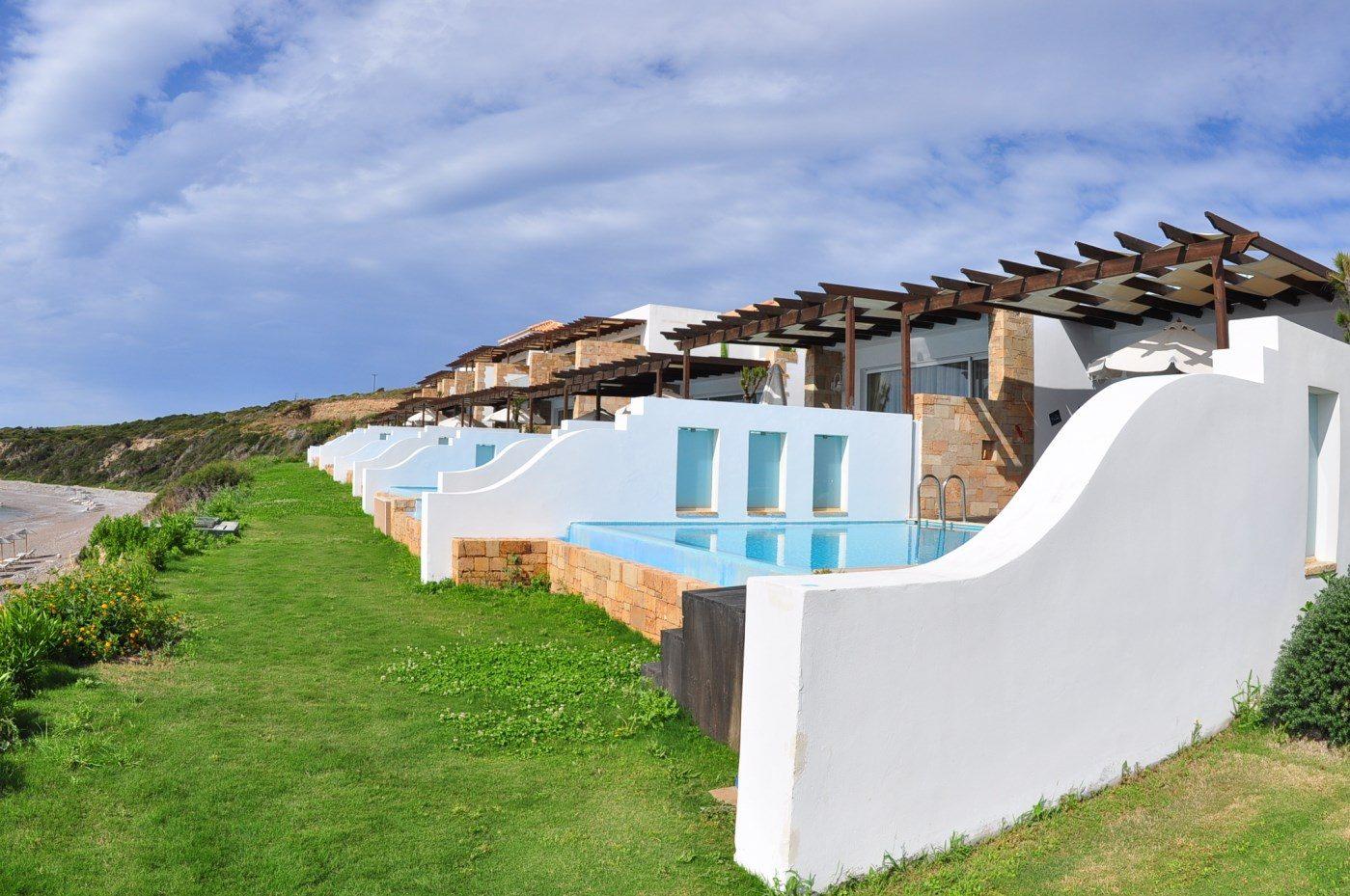 территория отеля Atrium Prestige Thalasso Spa Resort & Villas