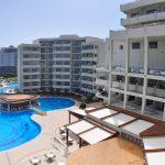 территория отеля Elysium Resort