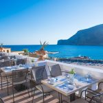 ресторан отеля Fodele Beach Hotel