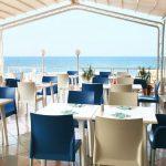 ресторан отеля Evelyn Beach Hotel