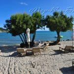 пляж отеля Sani Beach