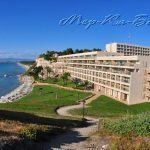 корпус отеля Sani Beach