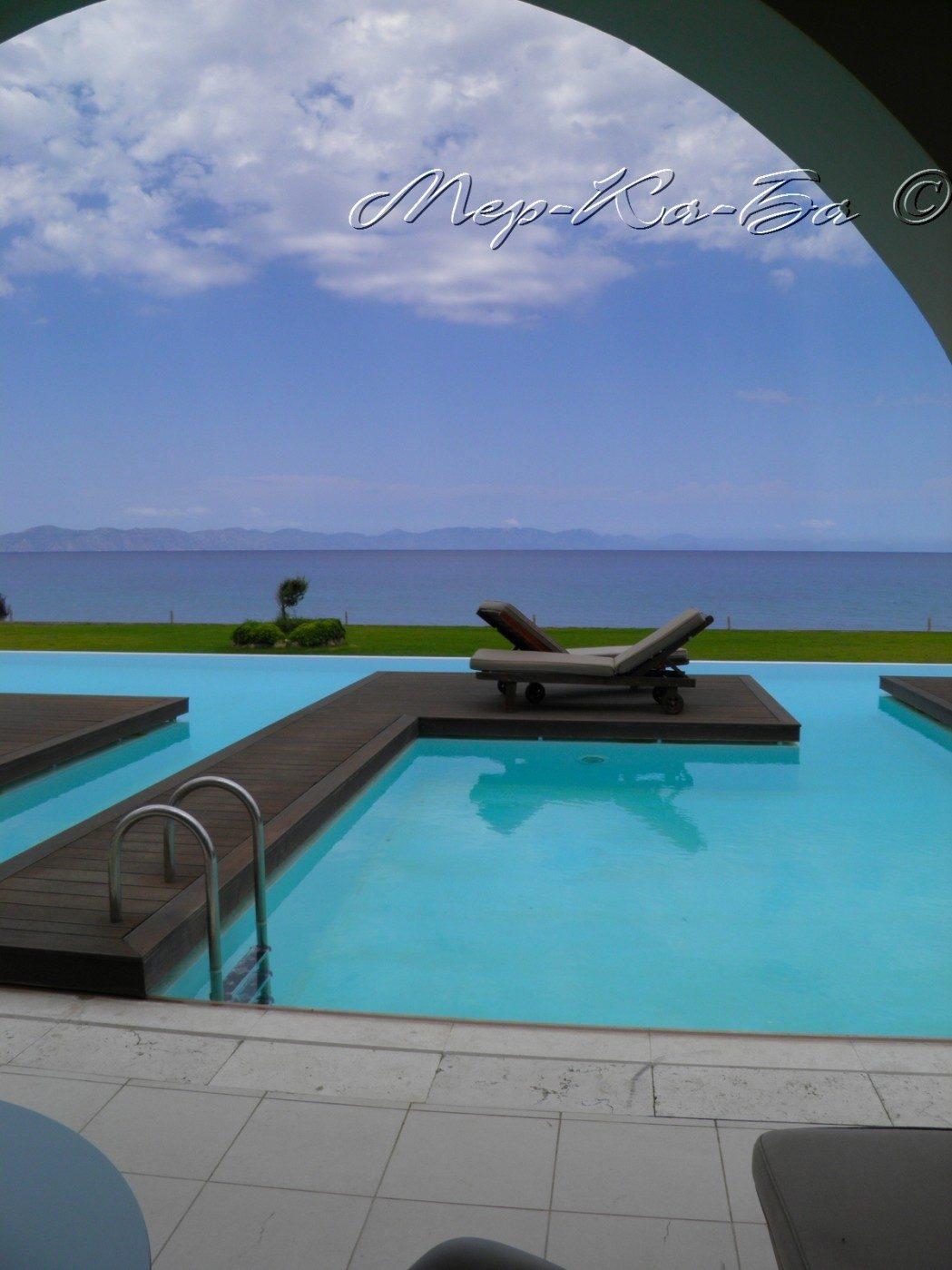 бассейн отеля Sentido Ixian Grand
