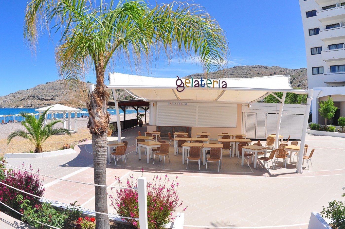 бар отеля Sentido Lindos Bay Resort & SPA Hotel