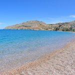 пляж отеля Sentido Lindos Bay Resort & SPA Hotel
