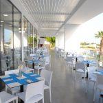 ресторан отеля Ellia Hotel
