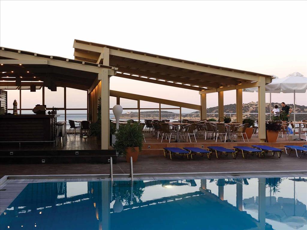 бассейн отеля Dessole Hermes Hotel