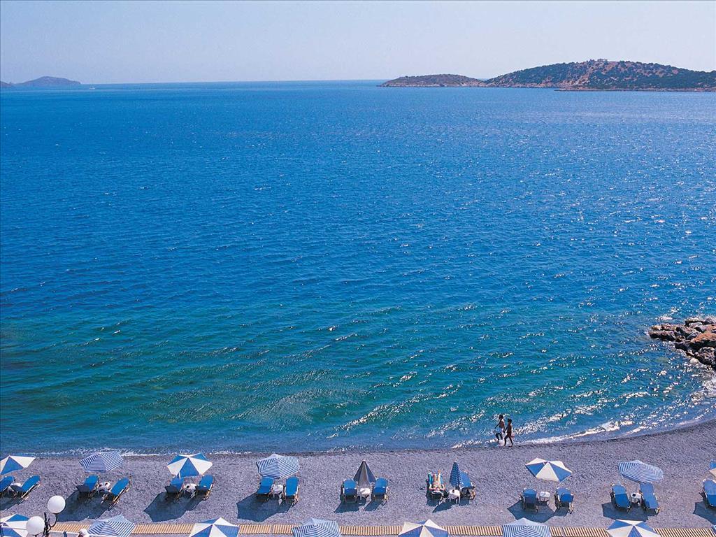 пляж отеля Dessole Hermes Hotel