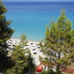 пляж отеля Alexander The Great