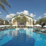 территория отеля Alva Donna Exclusive Hotel Spa