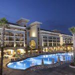 корпус отеля Alva Donna Exclusive Hotel Spa