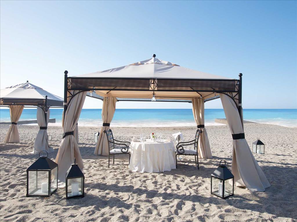 пляж отеля Aquila Rithymna Beach