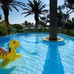 бассейн отеля Aquila Rithymna Beach