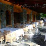 ресторан отеля Aquila Rithymna Beach