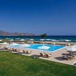бассейн отеля Candia Maris Resort SPA