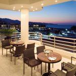 ресторан отеля Candia Maris Resort SPA