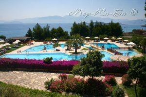 бассейн отеля Candia Park Village