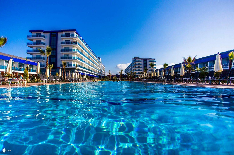 бассейн отеля Eftalia Ocean