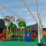 детская площадка отеля Eftalia Ocean