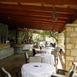 ресторан отеля Elounda Mare Relais & Châteaux
